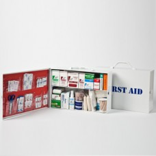ProStat 0612A First Aid 2 Shelf Class A Industrial Cabinet w/ Liner