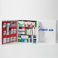 ProStat 0613A First Aid 3 Shelf Class A Industrial Cabinet w/ Liner