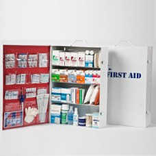 ProStat 0614A First Aid 4 Shelf Class A Industrial Cabinet w/ Liner