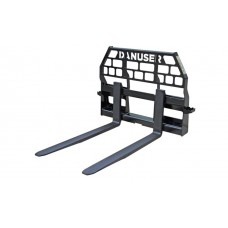 SKID-STEER FULL BRICK GUARD, FRAME ONLY