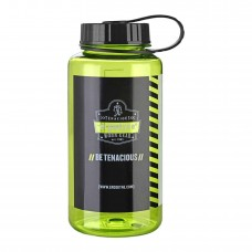 Ergodyne Chill-Its 5151 Wide Mouth Water Bottle, 1L, Lime