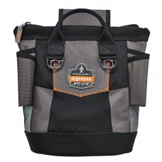 Ergodyne Arsenal® 5517 Topped Tool Pouch with Snap-Hinge Zipper Closure