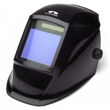 Pyramex WHAM3030GB Glossy Black Decorated Auto Darkening Welding Hood