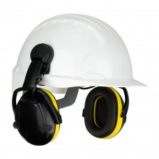 Hellberg 264-47102 Active™ Cap Mounted Electronic Ear Muff with Active Listening - NRR 23