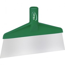 "Scraper,Floor & Table,10.25"",PP/SS,Green"