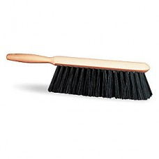 Tough Guy Black Bench/Counter Brush, Overall Length 9""