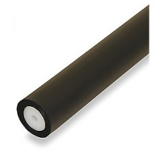 "Tough Guy 36"" Black Foam Rubber, Round Edge Non Absorbent Refill Roller, 1 EA"