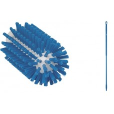 "Tube Brush/Handle,59"",Blue"