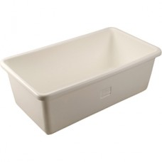 Tub,Transport,Storage,PE,White