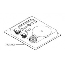 Hardi 500 Series Diaphragm Pump Rebuild Kit, 75072900