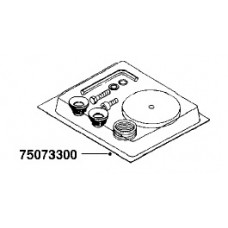 Hardi 1200 / 1202 Series Diaphragm Pump Rebuild Kit, 75073300