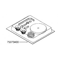 Hardi 1203 Series Diaphragm Pump Rebuild Kit, 75073400