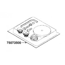Hardi 1300 / 1302 Series Diaphragm Pump Rebuild Kit, 75073500