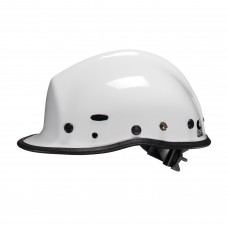 Pacific R5SL Utility Rescue, White, Ratchet, 3-Pt Chin Strap NFPA 1951; 856-6326