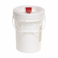 SpillTech 5-Gallon Pail w/ Screw Top Lid