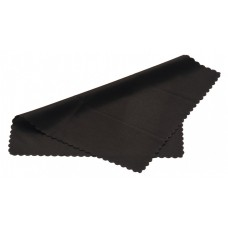 Pyramex Black Spectacle Cleaning Cloth in polybag