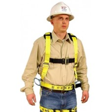 French Creek 750B Harness with Hip Positioning D-Rings