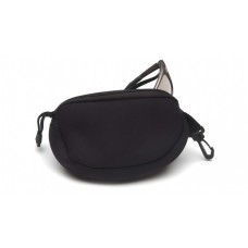 Pyramex Neoprene Glasses Case, Black