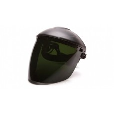 Pyramex PC Tapered Face Shield Only, 5.0 IR Filter