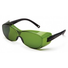 Pyramex S3560SFJ OTS Safety Glasses Black Temples 3.0 IR Filter Lens