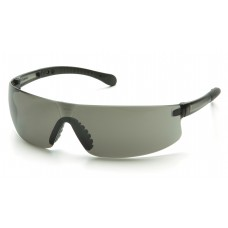 Pyramex S7220S Provoq Safety Glasses Gray Frame Gray Lens
