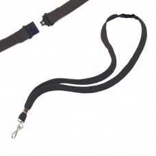 Chums 11096 13mm Polyester Lanyard with Swivel J-Hook