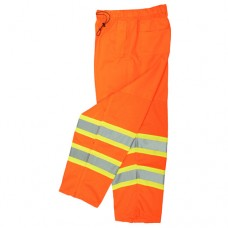 Radians SP61 Class E Surveyor Safety Pants, Hi Vis Orange