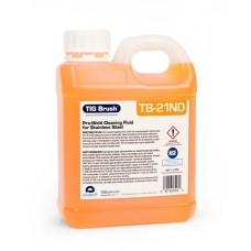 Ensitech TIG Brush TB-21ND Weld Cleaning Fluid for S/S (Non-Dangerous)