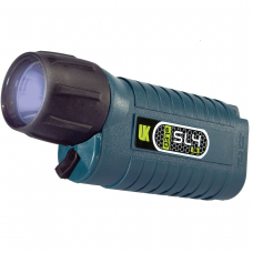 SL4 eLED (L1) Diving Flashlight, Blue-455, Fathom Blue
