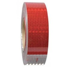 "Conspicuity DOT-C2 Reflective Tape, 2"" x 150', 7"" / 11"" Pattern"