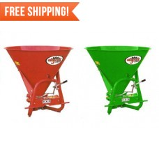 AGREX SE500 METAL HOPPER SPREADER, 3 PT