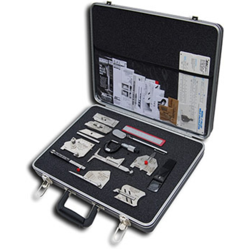 Brief Case Type Tool Kit/Lock & Key
