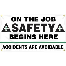 Safety Banners