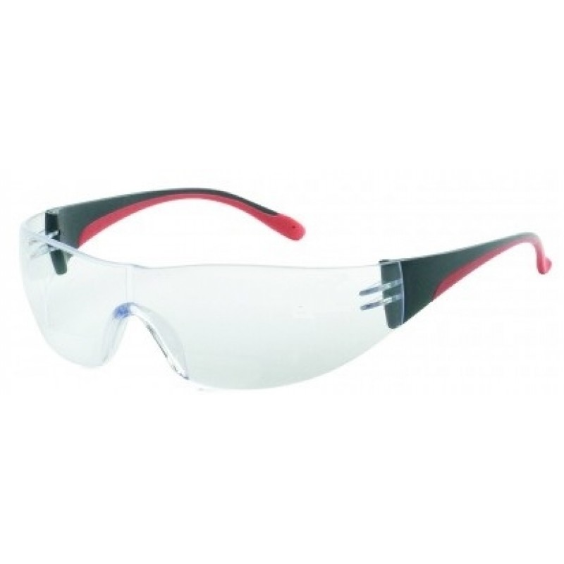 a8e426ff28 Liberty INOX® Reader Safety Glasses - Bifocal +2.5 clear lens with ...