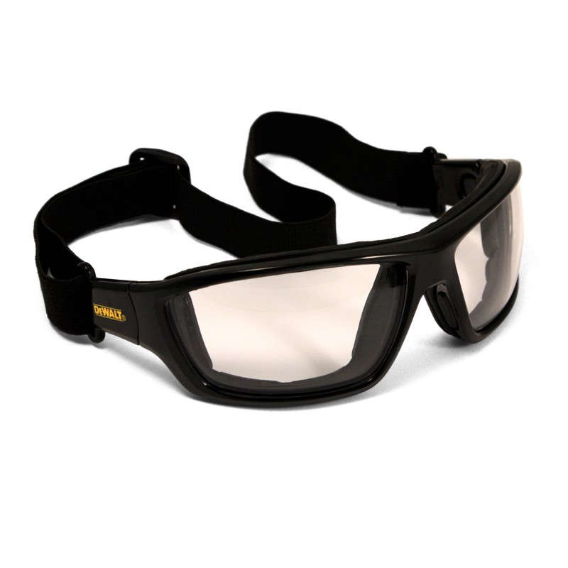 3dcf0ab0aa0 DEWALT DPG83-91D Converter™ Safety Glass Goggle Hybrid Indoor   Outdoor  Anti-Fog Lens