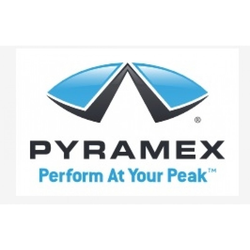 600 Tissues Pyramex Lens Cleaning Station