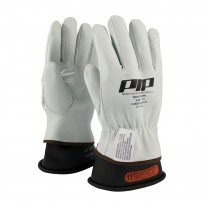 """PIP Top Grain Goatskin Leather Protector for Novax Gloves - Driver's Style, 10"""""""