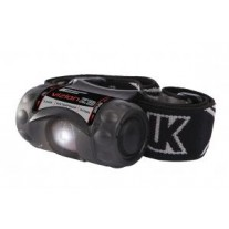 3AAA Vizion Z3 Headlamp with Woven Black Band, Black