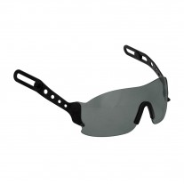 EVOSpec™ 250-EVS-0001 Safety Eyewear for JSP® Evolution® Deluxe Hard Hats - Gray Lens