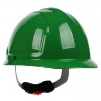 JSP 280-CW4200 Cap Style Hard Hat - 4 Pt Ratchet Susp - Green - (MADE IN USA) - 10 Pack