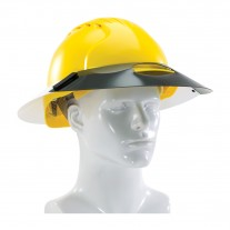 PIP 281-SSE-CAP Sun Shade Extensions for Cap Style Hard Hats