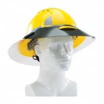 PIP 281-SSE-FB Sun Shade Extensions for Full Brim Hard Hats