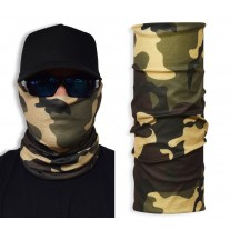 Face Guard by John Boy - Camo Buff