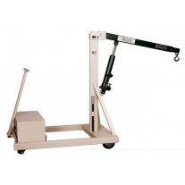 Beech B-500CW Counter-weighted Floor Crane