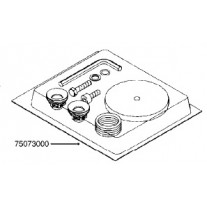 Hardi 503 Diaphragm Pump Rebuild Kit - 75073000