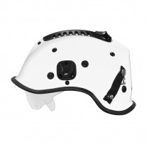 Pacific R6 Dominator, White, Vented System, Eye Protector, Fiberglass; 805-3455