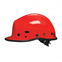 Pacific R5SL Utility Rescue, Red, Ratchet, 3-Pt Chin Strap NFPA 1951; 856-6323