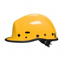 Pacific R5SL Utility Rescue, Yellow, Ratchet, 3-Pt Chin Strap NFPA 1951; 856-6324
