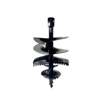 """2-9/16""""ROUND, 18X10, 33"""" DEPTH, SERRATED EDGE, STEPPED AUGER"""