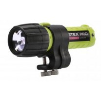 Nitex eLED-AT2 w/ Battery, Helmet Clip, Safety Yellow (US) CL I, Div 2 - (CLOSEOUT - LIMITED STOCK)